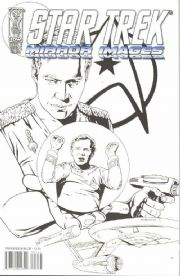 Star Trek Mirror Images #2 Cover B (2008) IDW Publishing comic book